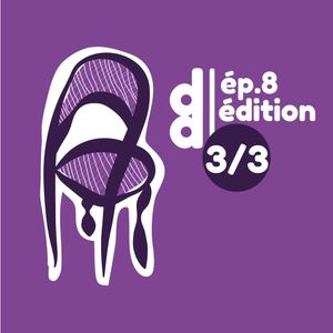 DESSIN DESSEIN // EP8 – Edition > Partie 3 : éditions B42, le design mis en page