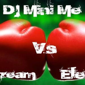 Dj Mini Me - Mainstream Vs Electro House June 2012