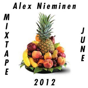 Alex Nieminen Mixtape June 2012
