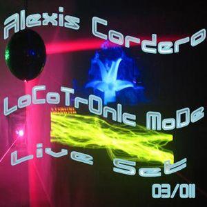 Alexis Cordero @Lokotrones Mode