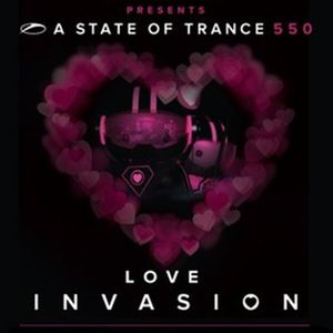 Warm-up set _Live _ A State of Trance 550 _Den Bosch_The Netherlands_  31.03.2012