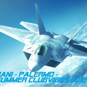 Dani-Palermo - Summer Clubvibes 2012(Mixed by Dani-Palermo)