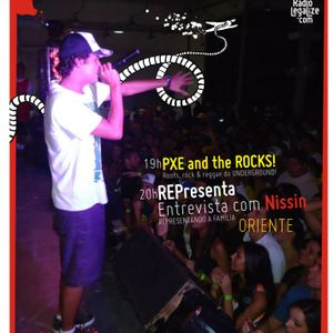 PXE and the Rocks #14 (19-10-12)