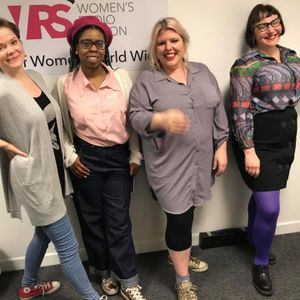 The LOUD WOMEN show on WRS – Episode 3, with live performance by Stephanie Phillips / Stef Fi