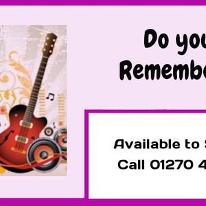 24th July 17_Do You Remember_The_80's including interview with Mickey Gallgher of The Blockheads