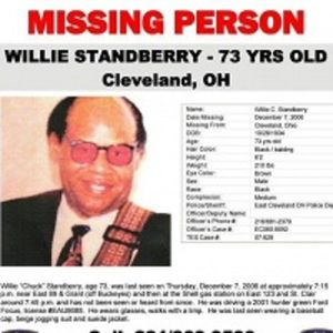 Missing Willie C Standberry