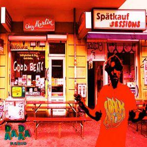 Chez Martin Spätkauf Sessions - CRACKSHOW Manic Monday RaRaRadio 13-09-2021