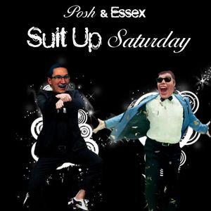 Suit Up Saturday with Posh & Essex - Episode 1