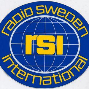 """Radio Sweden, Stockholm, Sweden - """"The Saturday Show"""" - April 1970 ..."""