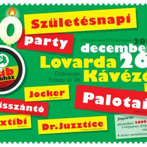 Dub Székház Radio Show #83 - 04 December 2010