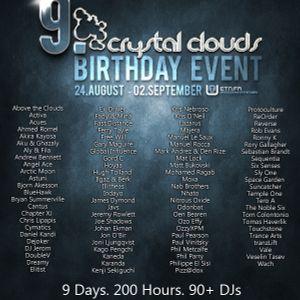 Odonbat - Crystal Clouds 9th Birthday Event