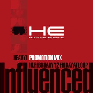 Heavy1 - 130BPM set  March 2011 (Bass,4/4,Techno,House)