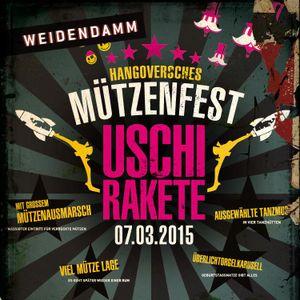USCHI RAKETE - Das Hangoversche Mützenfest