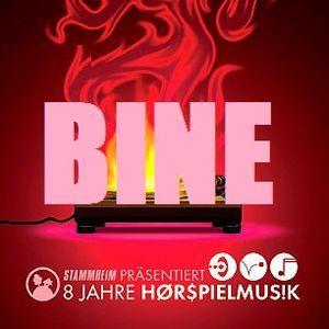 Bine @ 8 Jahre Hörspielmusik - Zentralmensa Kassel - 25.09.2004