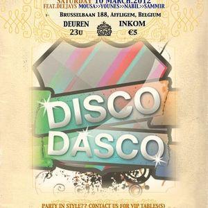 dj Sammir @ La Gomera - Disco Dasco 10-03-2012