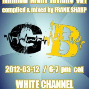 MINIMAL NIGHT AFFAIRS 21 with FRANK SHARP