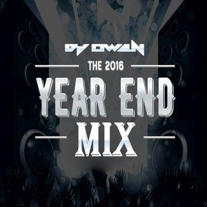 DJ Owen - 2016 YearEnder Mix