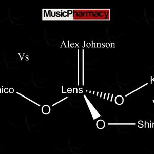 Alex Johnson B2B Nemico DJ live @ MusicPharmacy 28-02-2014
