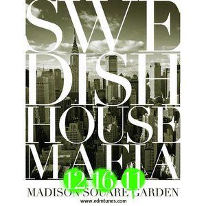Swedish House Mafia – Live @ Madison Square Garden (New York, USA) – 16.12.2011