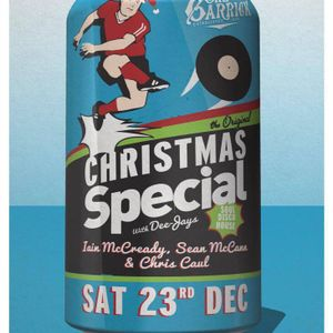 Iain McCready Vinyl Set Live at The Garrick Bar Belfast (Dec 2017)