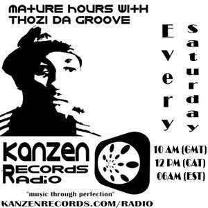Thozi Da Groove - Matured Hour 58