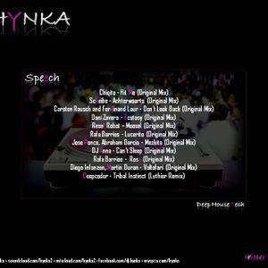 Dj Hynka - Speech (25.01.2013)