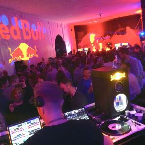 Live Set 2.4.2015 @ RedBull Night Warm Up for Mike Vale