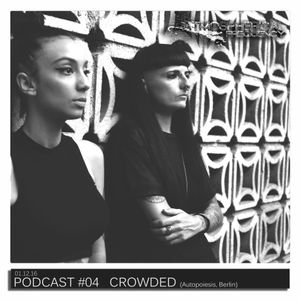 Atmospherical Frequency Podcast #04 CROWDED (01.12.16)