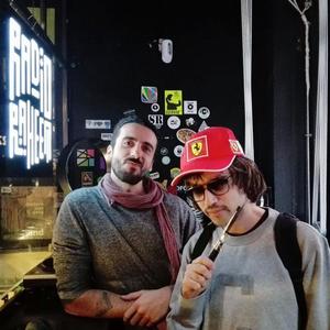 BALERA FAVELA PT 06 w/ DJ Euroracket & Biga @Radio Raheem Milano