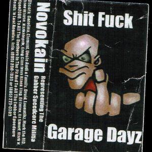 Novokain_Shit Fuck - Garage Days_Hardcore Side