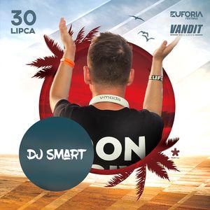 DJ SMART live at EUFORIA FESTIVAL Boszkowo (30.07.2016)