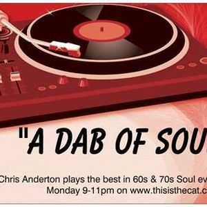 adabofsoul radio show mon 21st april 2014 with chris back in the chair and fave 5 from Antoni Palato