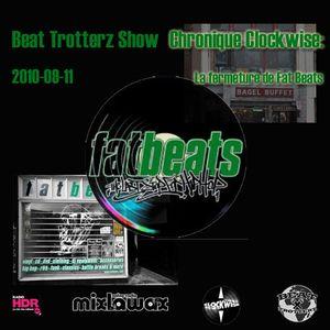 Beat Trotterz Show's mixx 2010-09-11
