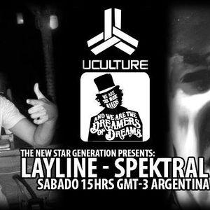 SPEKTRAL @ Uculturemix @ TuneIn.Radio THE NEW STAR GENERATION RADIOSHOW -ARGENTINA