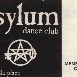 dark Asylum mix