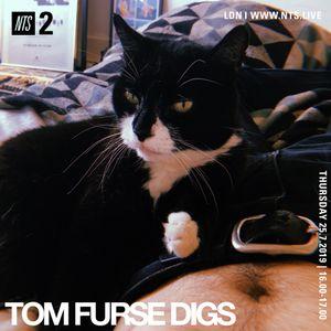 Tom Furse - 25th July 2019