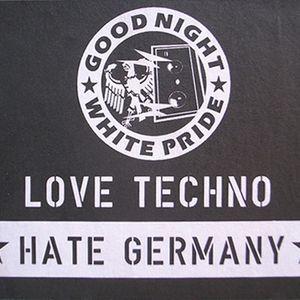 Love Techno Hate Germany! (vinyl mixtape)