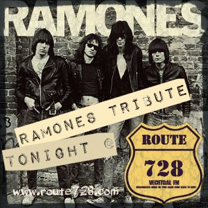 Route728 | July 12th 2014 | RAMONES special