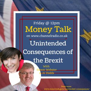 Unintended Consequences of the Brexit ft. Jo Dodds