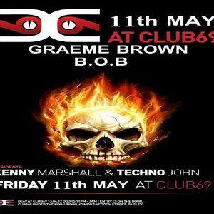 B.O.B - Live @ DC69 (Club 69 Paisley) 12.05.2012.
