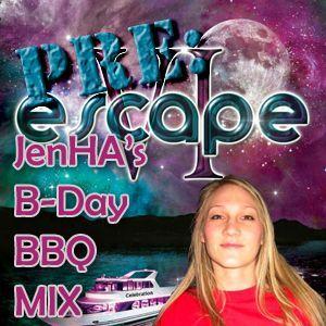 Jonny5 - LIVE @ Pre-Escape - Jenha's Birthday BBQ Mix 05-19-2012
