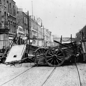 The Easter Rising in literature & poetry