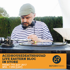 Acidhousedeathsquad Live Eastern Bloc In Store 7th July 2017