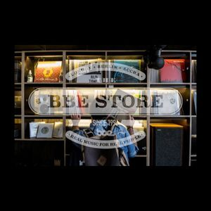 Marcia Carr (Rinse FM) @ The BBE Store 02/11/18