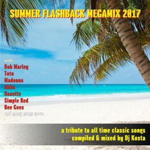 SUMMER FLASHBACK MEGAMIX 2017 ( By Dj Kosta )