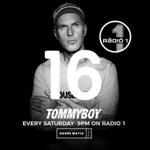 Tommyboy Housematic on Radio1 ( 2018-10-06  ) R1HM16