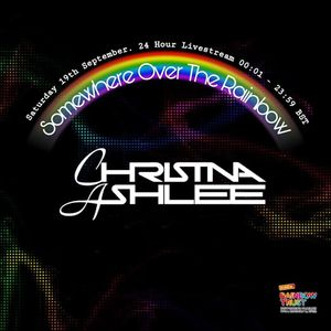 Christina Ashlee - Somewhere Over The Rainbow Charity Mix (Live on Twitch 18-Sept-2020)