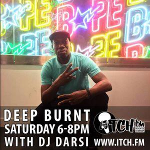 DJ Darsi - Deep Burnt 01