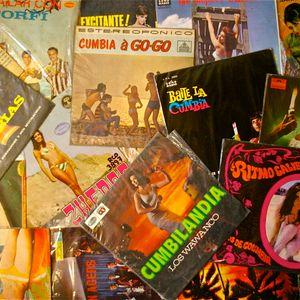 Vintage cumbia y vallenato from the crates