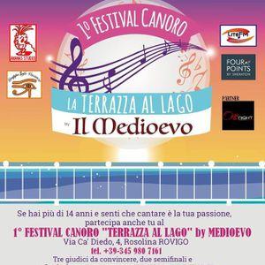 1° Festival CanoroMedioevo 08.08.2016